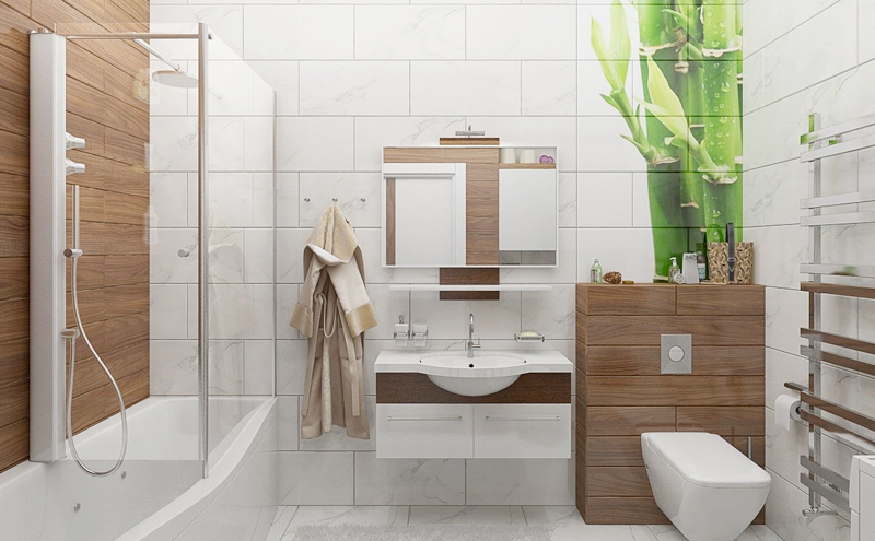 A popular trend this year among homeowners during renovation is turning their bathrooms or even basements into their own in-home spa