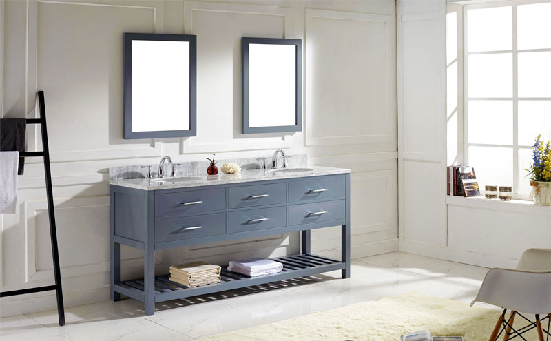 Bathroom remodel trends: sinks, vanities & countertops - Home renovation in Vaughan