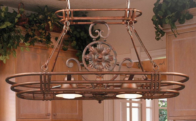 Copper fixtures are out when renovating your home in maple