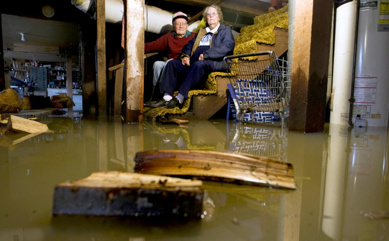 Every homeowner's nightmare - Basement Flooding - Basement Remodeling Vaughan