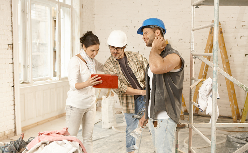 Make Daily Check Ins When Remodeling Your Home