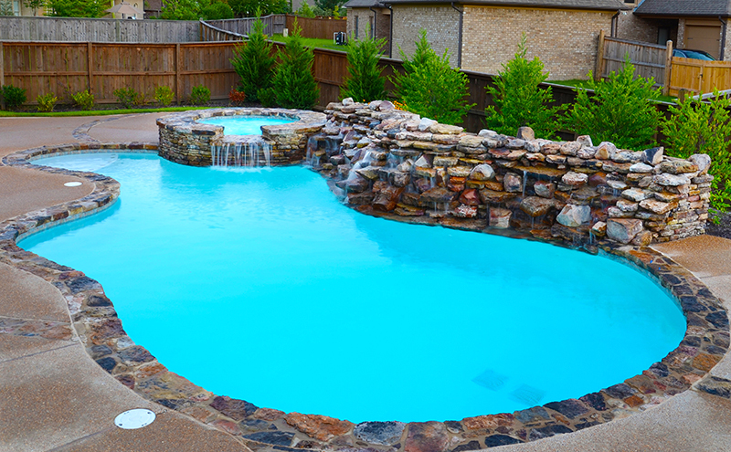 Pools don't add value to your home when a reno is done in Kleinburg