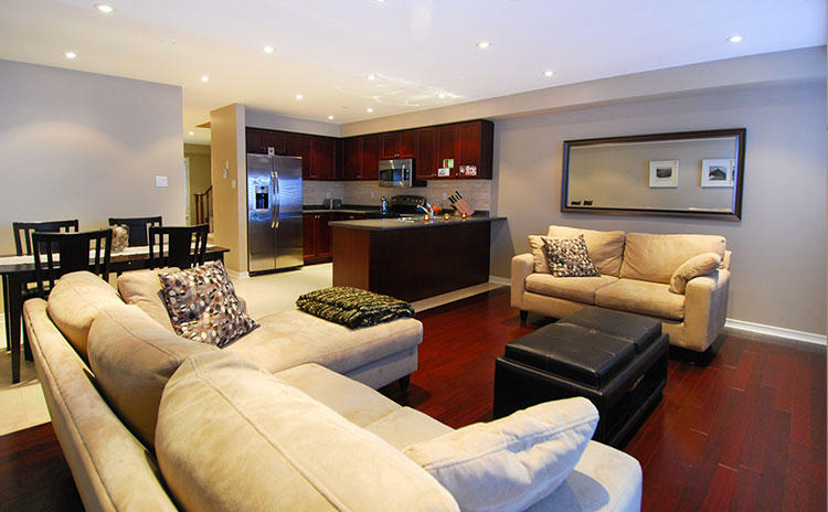 In law-suite - Basement finishing - Thornhill