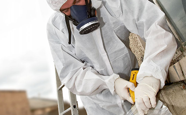 Finding asbestos in your home - King City